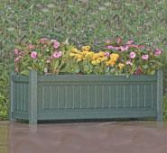 Nantucket Style Planter Box