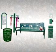 Deluxe Bark Park Amenities Kit