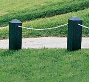 Outdoor Rope Stakes