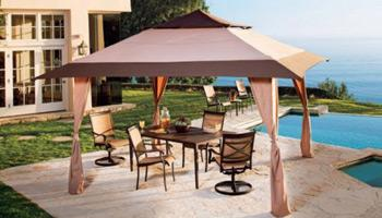 we offer both commercial grade canopy tents as well as deluxe outdoor canopies for any outdoor space residential patio event resort and more - Adirondack Chairs Plastic