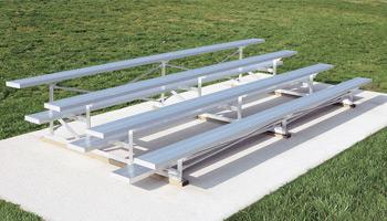 Our Bleacher Systems Include Aluminum Bleachers, Portable Bleachers And  Sports Bleachers In Tip Nu0027 Roll Style, Non Elevated And Elevated Bleacher  Style.
