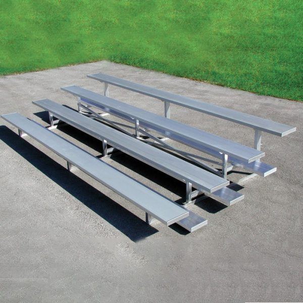 4 Row Sports Bleachers