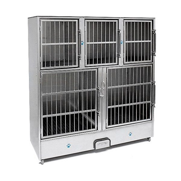 5 Unit Cage Bank
