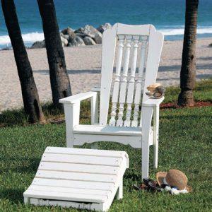 Hatteras Pine Adirondack Chair
