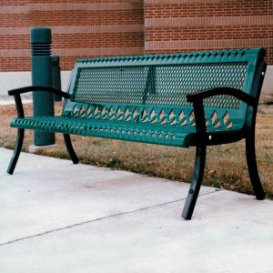 Villa Casino Series Bench