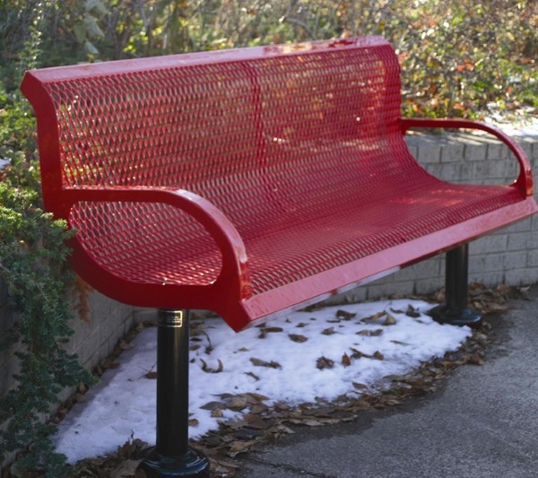 Wingline Style Bench