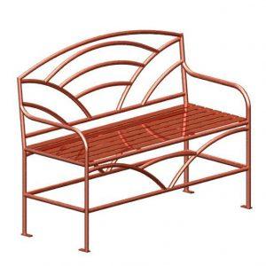 Breckenridge Series Bench