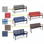 Available Bench Styles