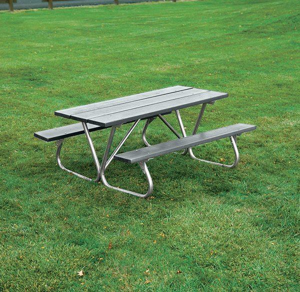 Bolt-Thru Aluminum Table