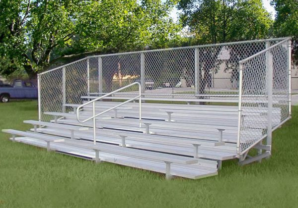 Code-Compliant Bleachers