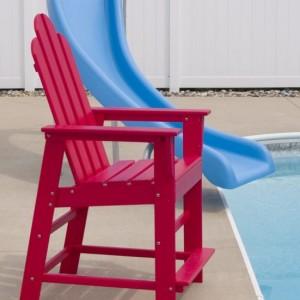 POLYWOOD® Long Island Counter Chair