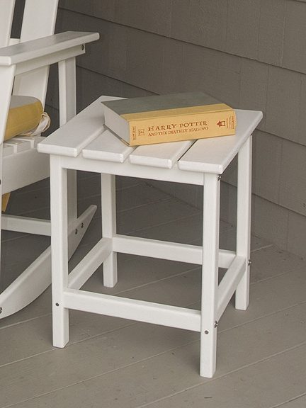 POLYWOOD® Long Island 18″ Side Table