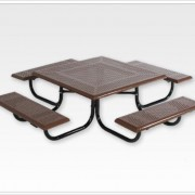 Early Years Square Picnic Table