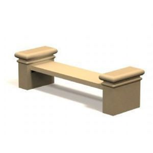 DB84 Series Concrete Bench