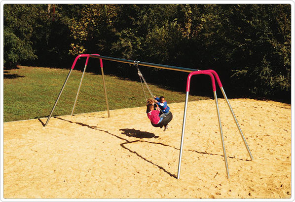 Heavy Duty Tripod Tire Swing