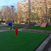 Dog Park Fire Hydrant