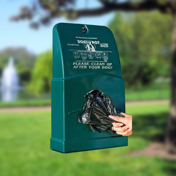 Poly Dogipot Junior Bag Dispenser