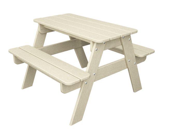 Polywood Kid Picnic Table - Polywood kids picnic table