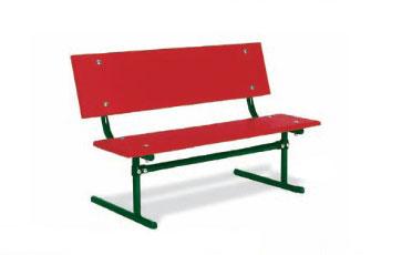 Kid Sized Park Bench