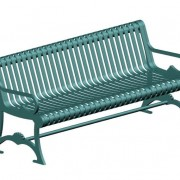 LeMars Series Bench