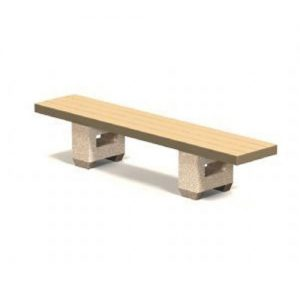 MB-C Series Concrete Bench