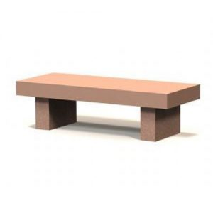 NB-60 Series Concrete Bench