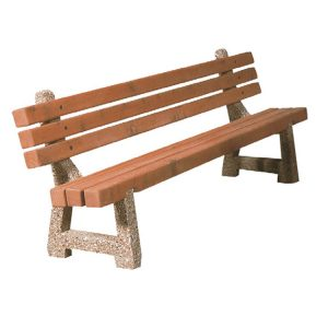 PB-W Series Concrete Bench