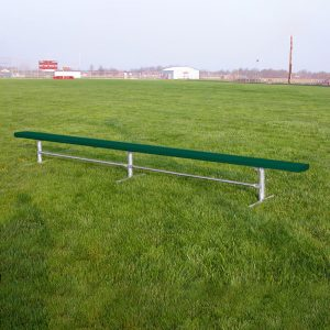 Recycled Plastic Team Bench