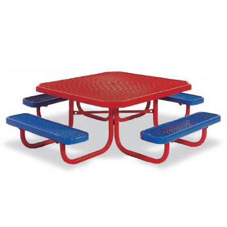 Picnic Tables Square Picnic Tables Portable Preschool Picnic Table