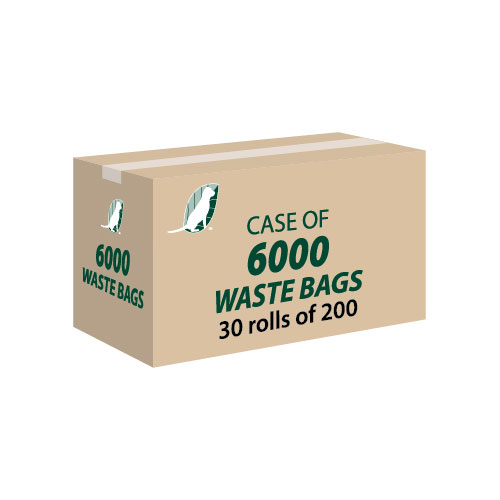 Dog Waste Roll Bags