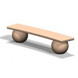 RSBL Series Concrete Bench
