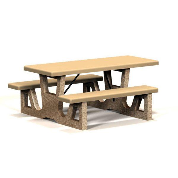 RT Series 72″ Handicap Table