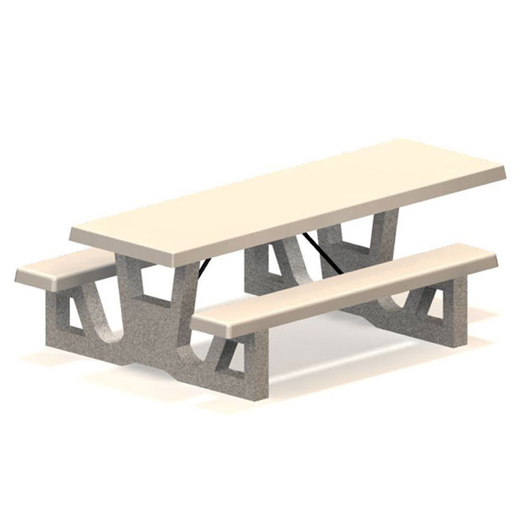 RT Series Handicap Table - 96 picnic table