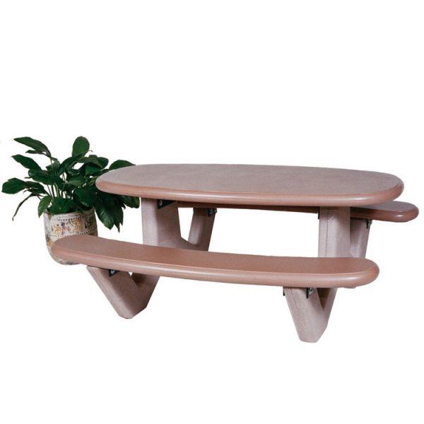 """RTOV Series 72"""" Oval Table"""
