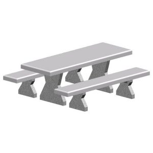 "RTX Series 84"" Concrete Table"