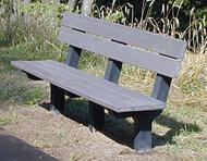 Rock Island Hi-Back Bench