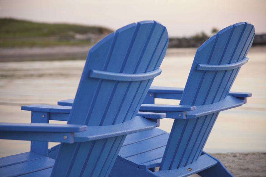 polywood south beach adirondack chair - Polywood Adirondack Chairs