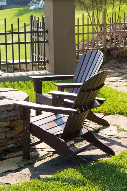 polywood south beach adirondack chair - Polywood Adirondack Chairs