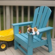 POLYWOOD® South Beach Kid Chair