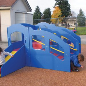 Ultimate Infant/Toddler Outdoor Playground Structure