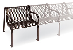 Sierra Bench and Optional Extension