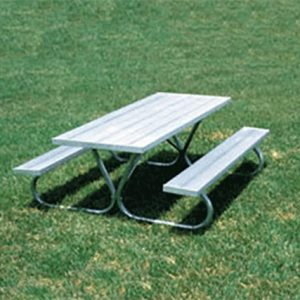 (Click to enlarge images) Share on facebook Share on twitter Share on pinterest_share Share on email More Sharing Services Standard Picnic Table