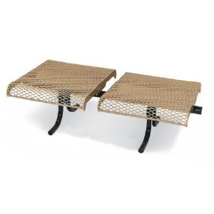 Straight Bench without Back