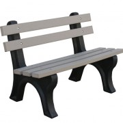 Eagle One High Back Bench