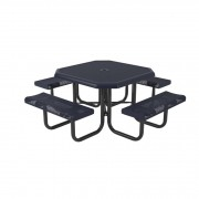 Perforated Style Octagon Picnic Table Perforated Style Octagon Picnic Table