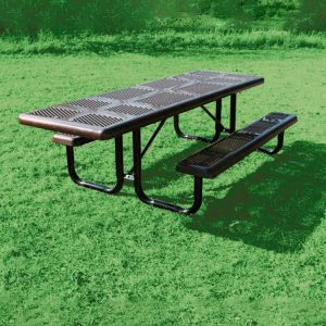Perforated Style Handicap Picnic Table