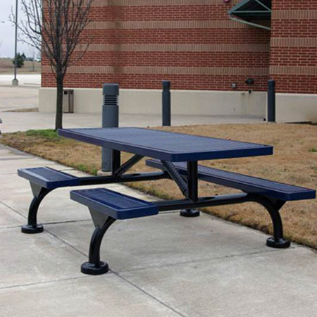 Web Style Picnic Table