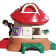 Tot Town™ Mushroom Kottage
