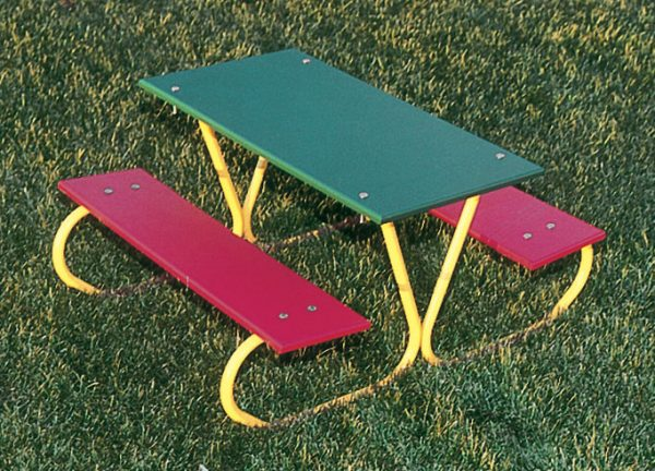 Traditional Preschool Table