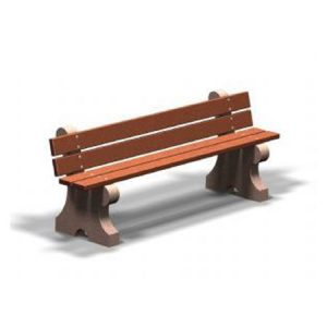 UB Series Concrete Bench